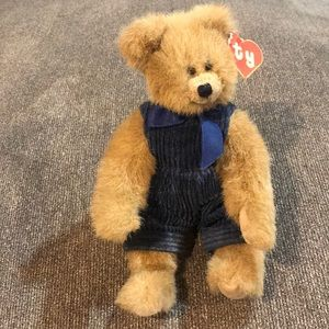 Ty The Attic Treasures Collection Malcolm ty Bear